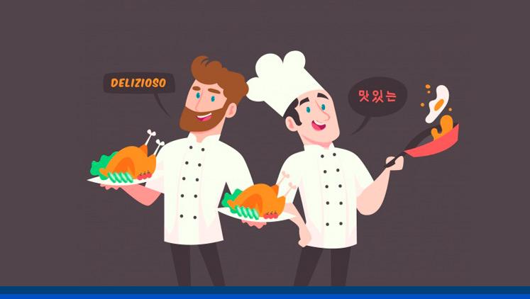 La importancia de traducir bien la carta de un restaurante